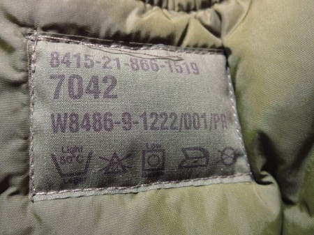 Canada Field Parka with Liner sizeM? new