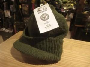U.S.Jeep Cap 100% Wool  Olive new