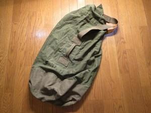 U.S.Duffel Bag Cotton 1960年代? used