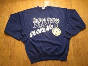 U.S.NAVY Sweat sizeM used