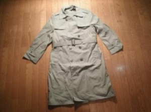 U.S.MARINE CORP Coat All-Weather size38R/40S/R new