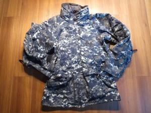 U.S.NAVY Parka Working AllWeather sizeS-Short used