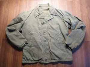 U.S.NAVY Field Jacket 1940年代 sizeL? used