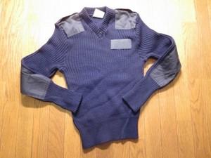 U.S.Sweater 100%Wool sizeM used
