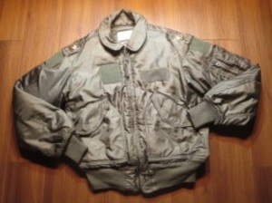 U.S.AIR FORCE Jacket CWU-45/P 1981年 sizeM used
