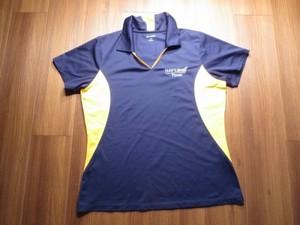 U.S.NAVY Shirt Athletic Ladies sizeL used