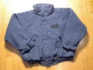 "U.S.NAVY Jacket ColdWeather""CVN-76"" sizeXXL used"
