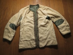 U.S.liner for M-51 Field Jacket 1950年代 sizeS? used