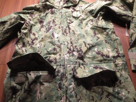 U.S.NAVY All Weather Parka TypeⅢ sizeS-XLong new