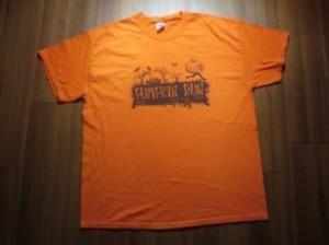 "U.S.NAVY T-Shirt ""PUMPKIN RUN YOKOSUKA"" sizeXL"