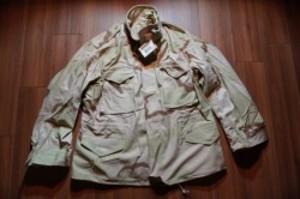 U.S.M-65 Field Jacket 3color sizeL-Short new