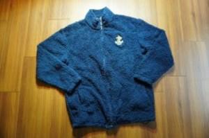 U.S.NAVY Full Zip Fleece? Jacket sizeM used