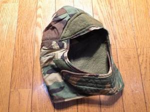 U.S.Cap Helmet liner ColdWeather1987年size7 1/4used