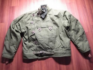 Sweden Jacket Biker's Cold Weather 1961年 sizeL?