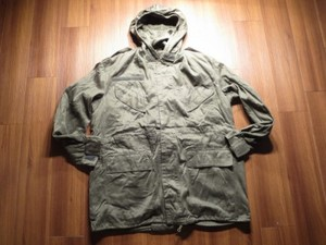 Belgium Field Parka Heavy Weight sizeXL? used