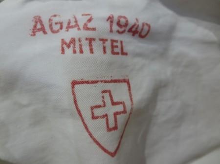 Switzerland Parka Mountain 1940年 sizeL used