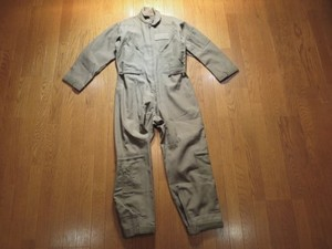 U.S.Coverall CWU-66/P AIRCREW 1990年 size40 used?