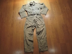 U.S.Coverall HBT O.D.-7 Special 1951年 sizeS used