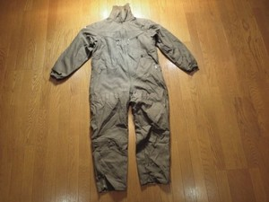 Germany Coveralls Cold Weather sizeS used?