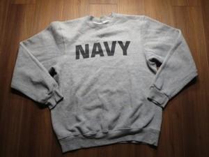 """U.S.NAVY Sweat """"Physical Training"""" sizeM used"""