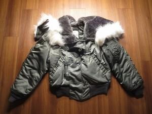 U.S.AIR FORCE N-2B Jacket 1986年 sizeS used