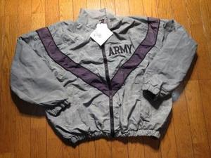 U.S.ARMY Physical Fitness Jacket ACU sizeS/M new