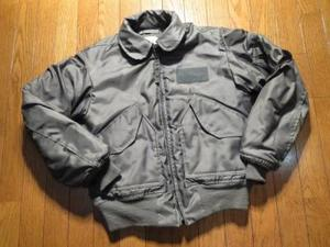 U.S.AIR FORCE Jacket CWU-45/P 1989年 sizeS used
