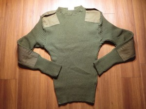 U.S.Sweater 100%Wool 2008年 size42 used