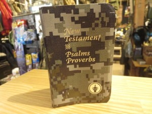 "U.S.NAVY ""BIBLE"" used"