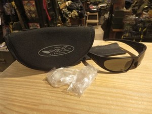"U.S.WILEY X Sunglasses ""Romer3"" used"