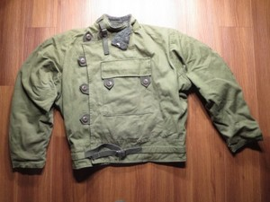 Sweden Jacket Biker's Cold Weather 1960年代? sizeL?