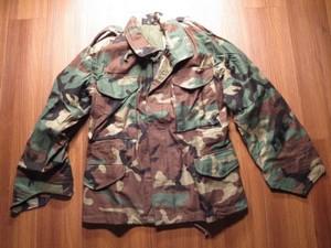 U.S.M-65 Field Jacket 1987年 sizeXS new