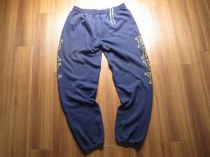 U.S.NAVY Sweat Trousers sizeXL used