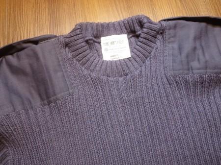 U.K.Sweater V-neck 100%Wool size48 used