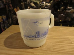 """U.S.MUG """"182nd TACTICAL AIR SUPPORT GROUP"""" used"""