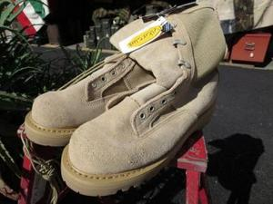 U.S.ARMY Boots Combat Gore-Tex size7W new