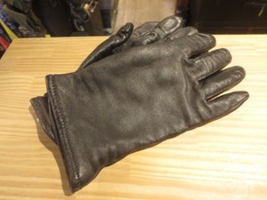 U.S.Gloves Leather Dress Unisex size6(XS)used