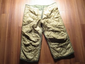 U.S.Liner for M-65 Field Trousers sizeM used?