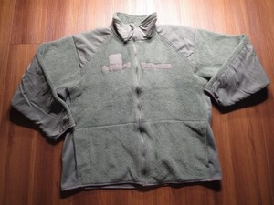 "U.S.ARMY FleeceJacket ""POLARTEC""sizeL-Regular used"