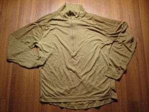 U.S.Shirt PCU Level 1 Coyote sizeL-R new