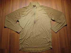 U.S. Shirt PCU Level 1 Coyote sizeL-Long new