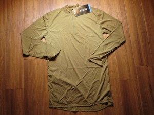 "U.S.Shirt PCU Level1 ""POLARTEC"" Coyote sizeM new"