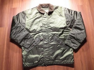 U.S.NAVY Deck Jacket Extreme Cold Weather sizeS