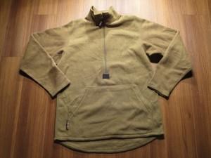 U.S.MARINE CORPS Fleece POLARTEC sizeS used