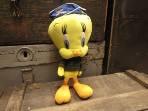 "U.S.AIR FORCE? Stuffed Toy ""Tweety"""