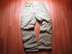 U.S.NAVY Flight Trousers WL-1 1940年代頃 sizeS~M?