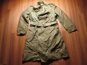 U.S.ARMY Overcoat with Liner 1955年 sizeM-S used