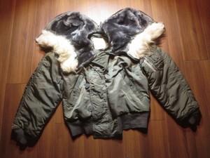 U.S.AIR FORCE N-2B Jacket 1981年 sizeS used