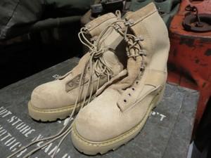 U.S.Combat Boots GORE-TEX size5R used