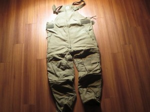 U.S.ARMY Overalls ColdWeather CV&AirCrew sizeM new
